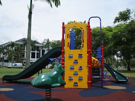 springleaf avenue playground, singapore playground, supplier playground equipment