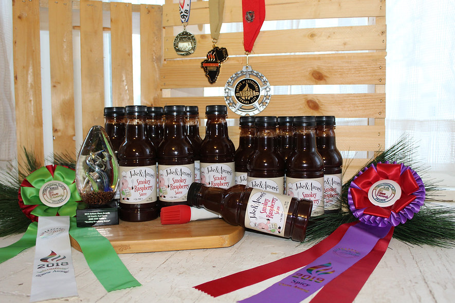 Smokey Raspberry Case of 12-16oz bottles