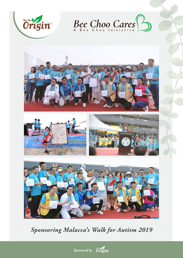 Bee Choo Cares - Walk for Autism 2019-01