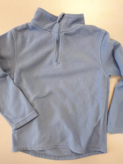 Pull 5ans DECATHLON bleu polaire (18072628127)F 9a65e8162ab