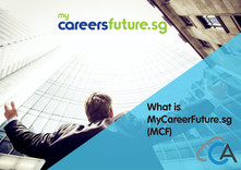 What is MyCareerFuture.sg (MCF)?