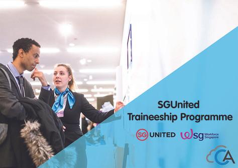 SGUnited Traineeships Programme
