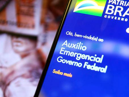 Novo auxílio emergencial deve ser pago a quase 40 milhões