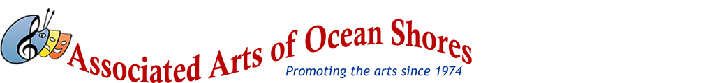 Associated Arts of Ocean Shores Logo