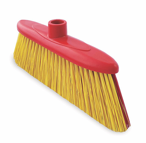 OUTDOOR BROOM WITH DOUBLE BRISTLE POWER