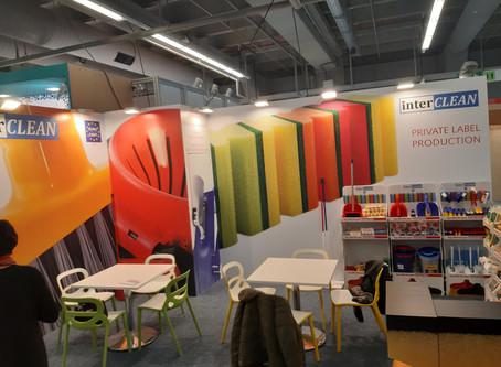 We have exhibited at Ambiente, Frankfurt