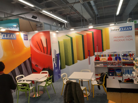 We have exhibited at Ambiente, Frankfurt