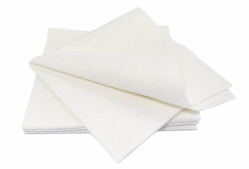 MULTIPURPOSE WIPE MADE FROM 100% NATURAL AND RENEWABLE RESOURCES