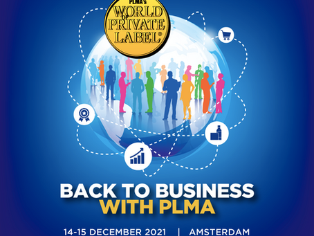 Visit us at PLMA's World of Private Label in Amsterdam