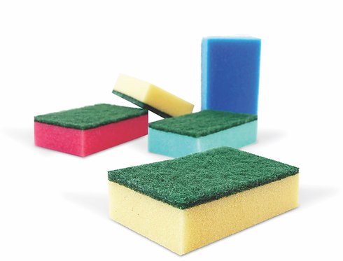 MULTICOLOR KITCHEN SPONGE