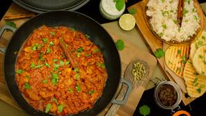 Homemade Lamb Curry