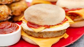 Homemade Breakfast Muffin