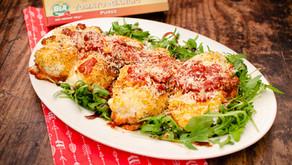 Mozzarella Crispy Chicken