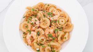 Garlic & Chilli Prawn Dischi Volanti