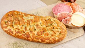 Garlic and Cheese Sharing Tiger Bread