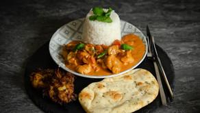 Homemade Chicken Curry