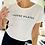 """Thumbnail: """"J'adore Pilates"""" Crop shirt"""