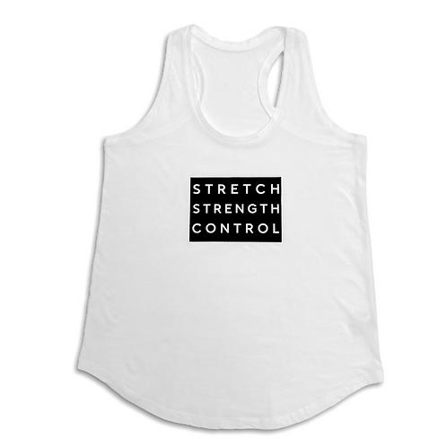 """Stretch Strength Control"" Tank Top"