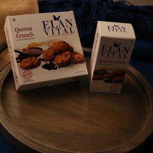 Quinoa Crunch -