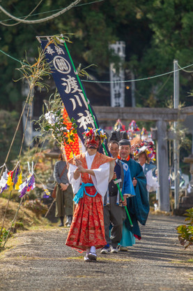 No.46 【組み写真】受け継がれる祭りの伝統①