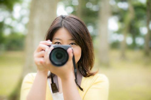 オンライン写真教室「写真の幼稚園」