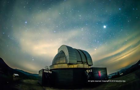 美郷町 中小屋天文台