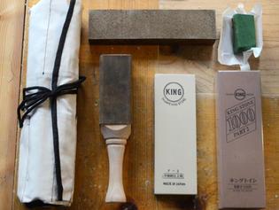 Wood Carving Knives & Sharpening Set 雕刻刀及磨刀工具套裝