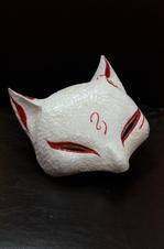 Kitsune Mask | Mask Sculpting