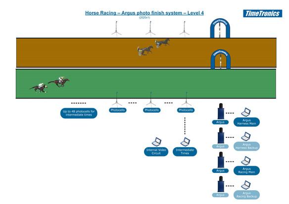 Horse Racing - Level 4