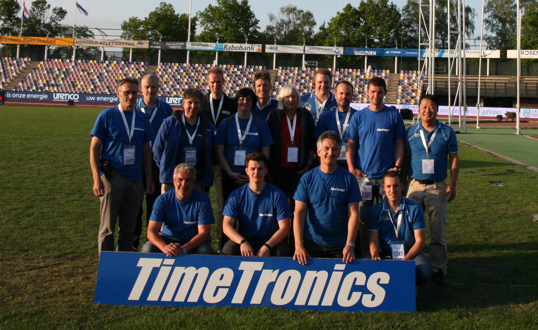 TimeTronics timing team