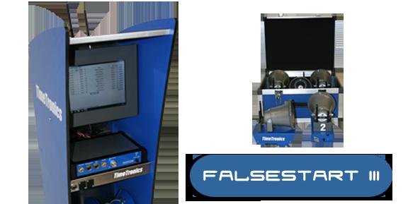 FalseStart III start information system - Pro version
