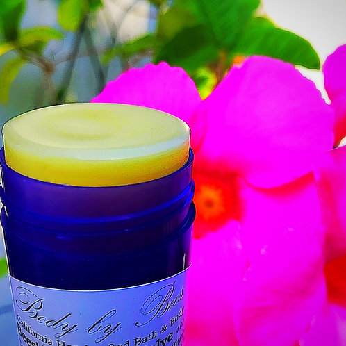CITRUS ORCHARD BEESWAX LIP BALM Heal & Protect Delicate Lips