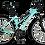 """Thumbnail: SCUD TILIA LADY 28"""" ALTUS 3x7 V-brake"""