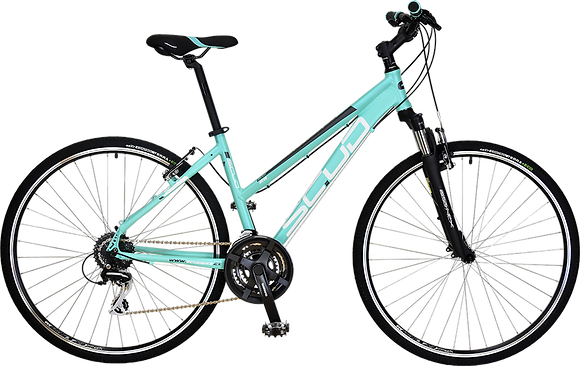 "SCUD PERCA LADY 28"" ALTUS/ACERA 3x8 V-brake"