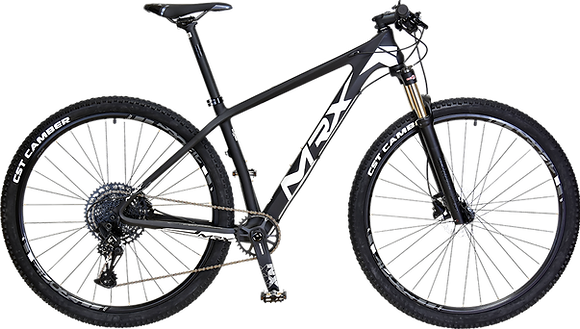 "MRX CHRONOS CARBON 29"" XT 8100 1x12 disc"