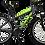 """Thumbnail: SCUD ALBA 26"""" ALTUS 3x7 V-brake"""