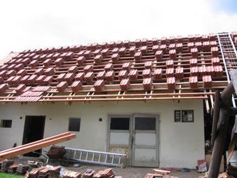 Rekonstrukce střechy-Halenkov-TONDACH2.J