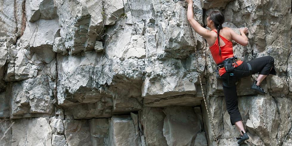 Kurz skalního lezení pro začátečníky