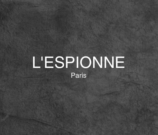 L\'Espionne boutiques de luxe créateurs à Paris