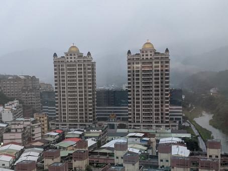 Quarantine Hotel Life in Taiwan