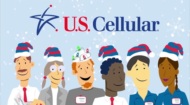 US Cellular Holiday Greetings