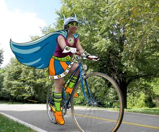 Be a bike hero
