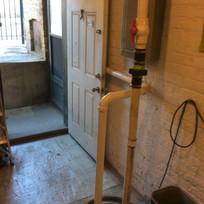 Doorway & ejector pump
