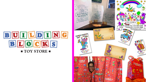 Building Blocks Toy Store