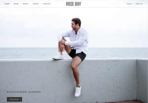 Rose Bay Mens Swimshorts