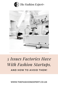 Fashion business advice