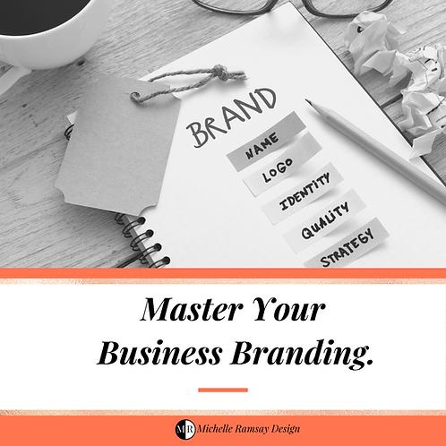 Master Your Business Branding - VBook Mastermind