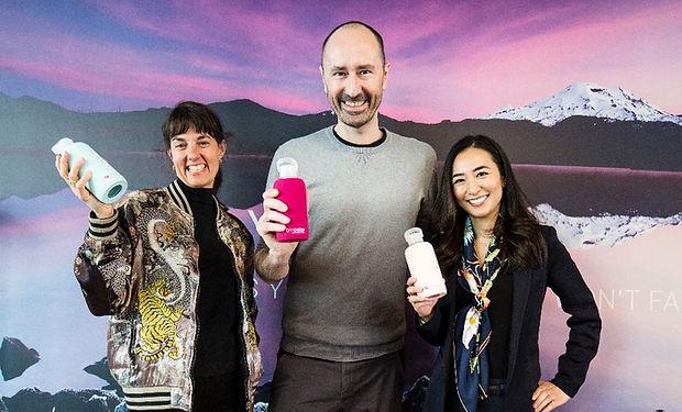 Booster Transform Bottles for Ocean Vita