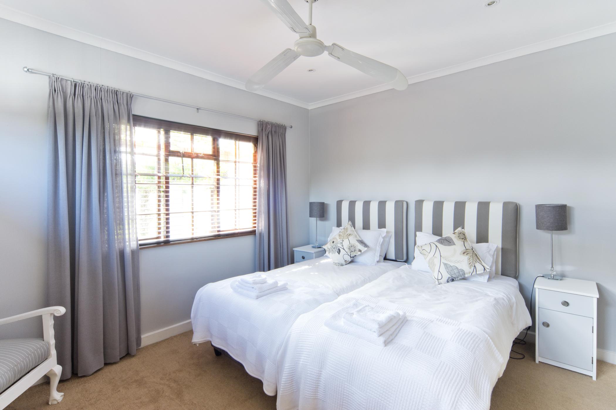 Light, Airy Bedroom