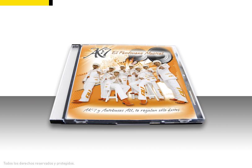 CD especial AU